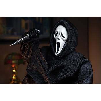 Ghostface (Scream) 8 Inch Clothed Neca Action Figure