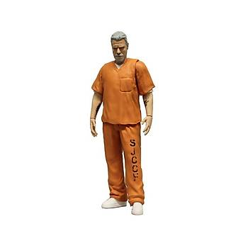"""Sons of Anarchy 6"""" Figure - Clay Prison Suit Exclusive"""