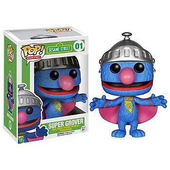 Funko POP Sesame Street Super Grover