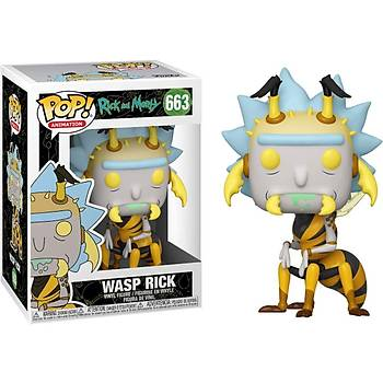 Funko Pop Animation Rick and Morty - Wasp Rick