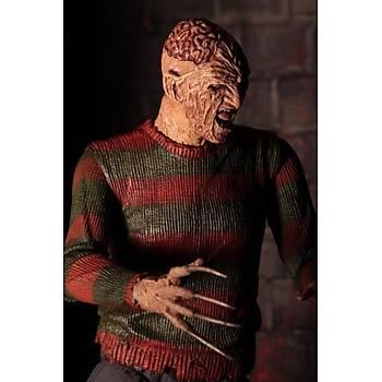 NECA Nightmare On Elm Street Ultimate Freddy  Action Figure