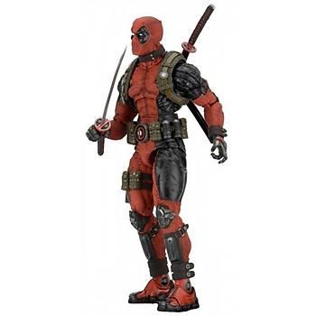 NECA Marvel Deadpool 1/4 Action Figure