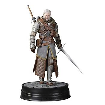 The Witcher 3 Wild Hunt Geralt Grandmaster Ursine Figure