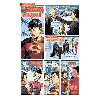 New Super-Man (2016-) Vol. 2: Coming to America