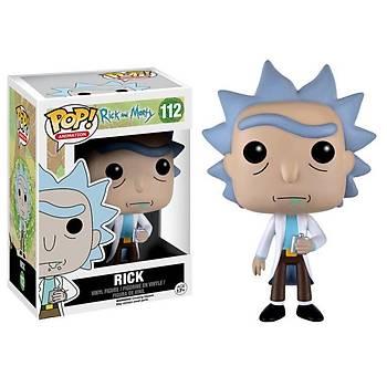 Funko POP Rick & Morty Rick