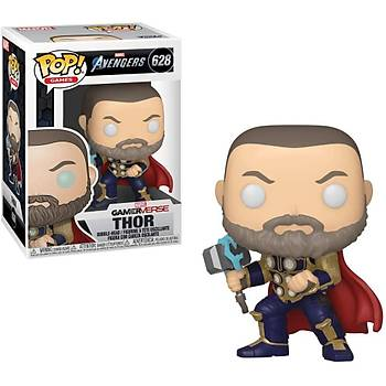 Funko Pop Marvel Avengers Gameverse - Thor (Stark Tech Suit)