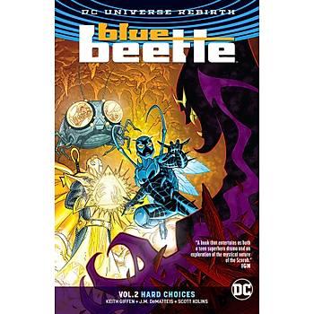 Blue Beetle (2016-) Vol. 2: Hard Choices