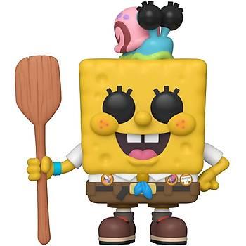 Funko Pop Animation Spongebob Movie - Spongebob in Camping Gear