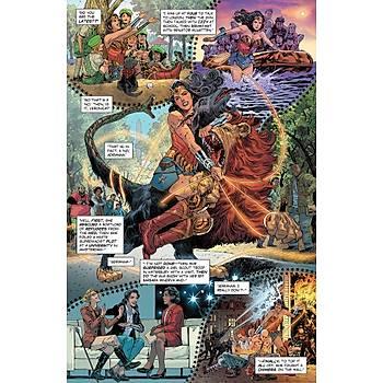 Wonder Woman (2016-) Vol. 4: Godwatch