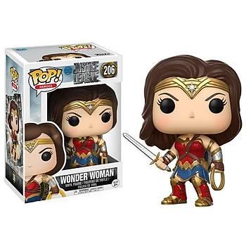 Funko POP DC Justice League Wonder Woman