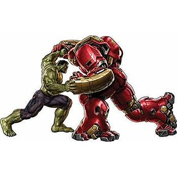 Marvel Legends - The 10 Ten Years Avengers Age of Ultron Dark Hulk and Hulkbuster