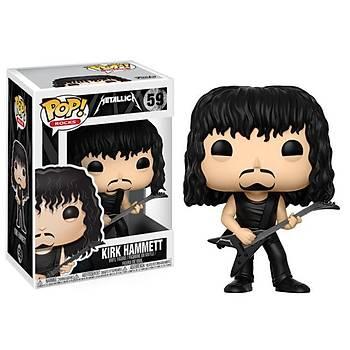 Funko POP Rocks Metallica Kirk Hammett