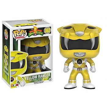 Funko POP TV Power Rangers Yellow Ranger