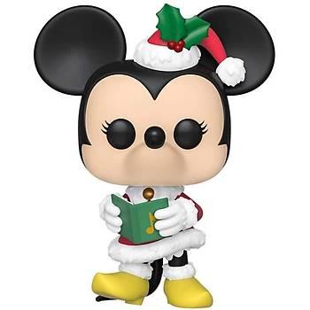 Funko Pop Disney  Holiday - Minnie