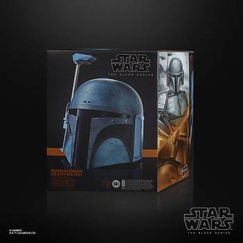 Star Wars Black Series Death Watch Mandalorian Electronic Helmet Kask