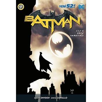 2 Adet Dergi Batman Bitmeyen Cadýlar Bayramý - Batman Gece Vardiyasý