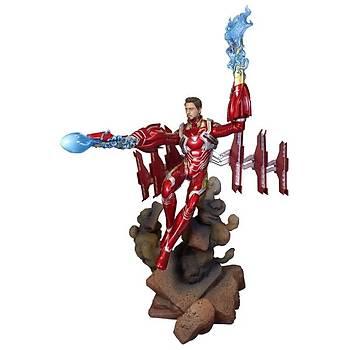 Marvel Gallery Unmasked - Iron Man MK50 (Avengers Infinity War) PVC Figure