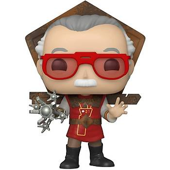 Funko POP Marvel -  Stan Lee in Ragnarok Outfit
