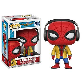Funko POP Spider-Man Headphones (Homecoming)