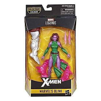 Hasbro Marvel Legends X-Men Caliban Series - Blink