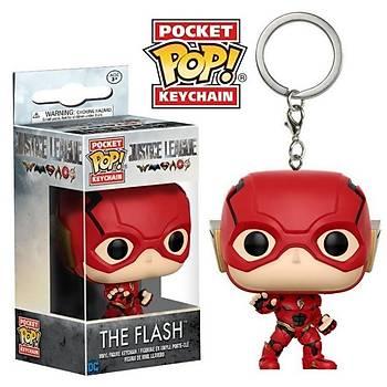 Funko POP Anahtarlýk DC Justice League The Flash