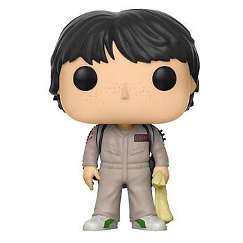 Funko POP Stranger Things Mike Ghostbusters