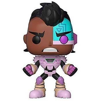 Funko POP Teen Titans Go - TNBTS Cyborg