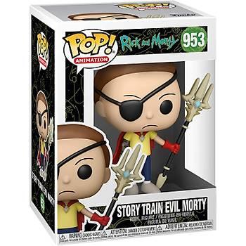 Funko POP Rick & Morty - Story Train Evil Morty