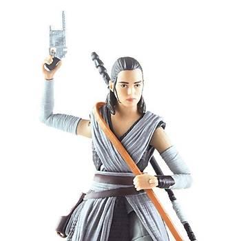 Hasbro Black Series Star Wars Jedi Training Rey Action Figure