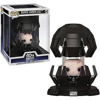 Funko Pop  Star Wars Deluxe - Darth Vader  Meditation Chamber