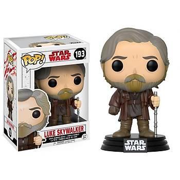 Funko POP Star Wars E8 TLJ Luke Skywalker