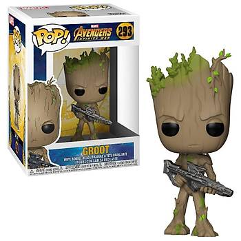 Funko POP Marvel Avengers Infinity War - Groot