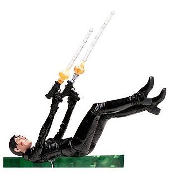 McFarlane Toys Series 2 Matrix Reloaded Action Figure Trinity