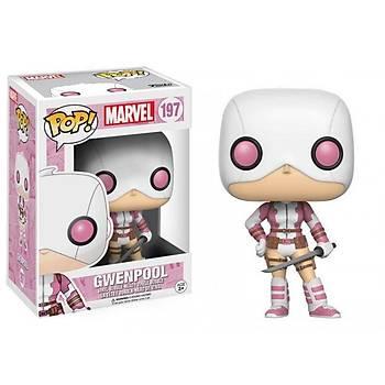 Funko POP Marvel Gwenpool Masked