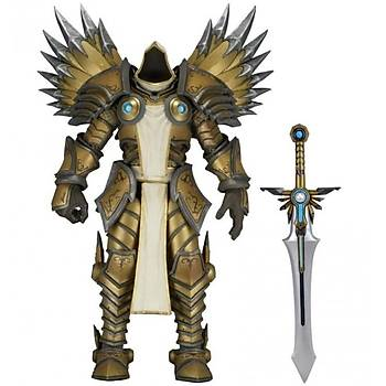"Heroes Of The Storm Series 2 Tyrael 7"" Scale Action Figure"