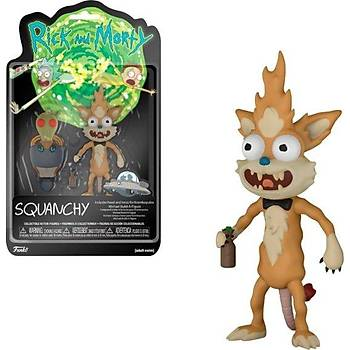 Funko Rick & Morty Squanchy 5'inch Action Figure