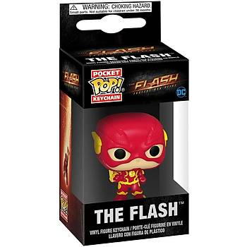 Funko POP Anahtarlýk DC - The Flash