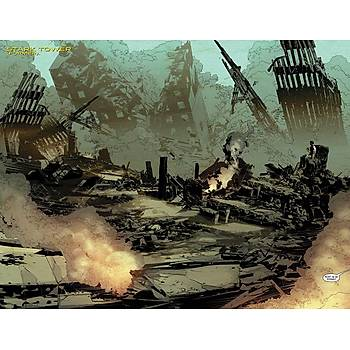 Invincible Iron Man Civil War II