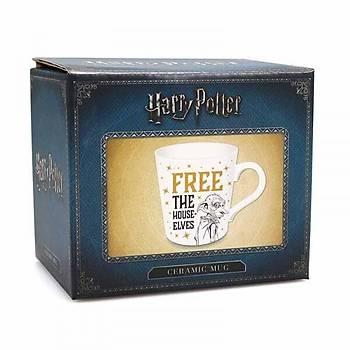Harry Potter Tapered Mug - Dobby Kupa