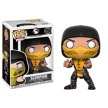 Funko POP Games Mortal Kombat Scorpion