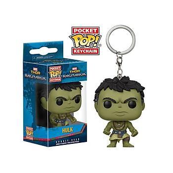 Funko POP Anahtarlýk Marvel Thor  Ragnarok - Hulk