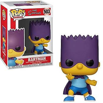 Funko POP The Simpsons - Bartman
