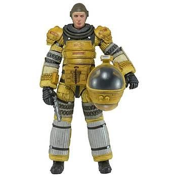 "Aliens Series 6 Isolation Amanda Ripley Torrens Space Suit 7"" Action Figure"