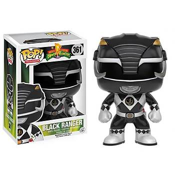 Funko POP TV Power Rangers Black Ranger