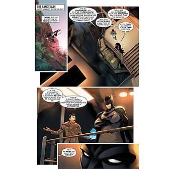 Justice League of America  Vol. 2: Curse of the Kingbutcher