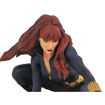 Diamond Select Toys Marvel Gallery Black Widow Figure