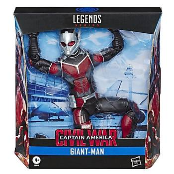 Marvel Legends Captain America Civil War - Ant Man Giant Man