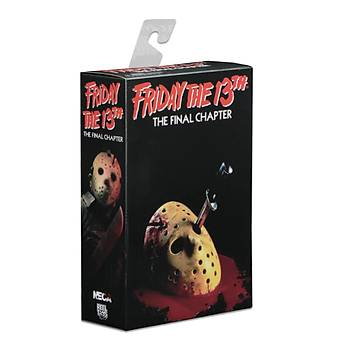 NECA Friday the 13th :Ultimate Jason Part 4  Figure