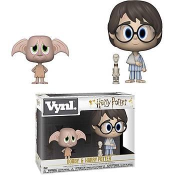 Funko POP VYNL Harry Potter - Dobby Vs Harry Potter