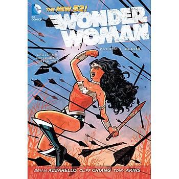 Wonder Woman (2011-2016) Vol. 1: Blood